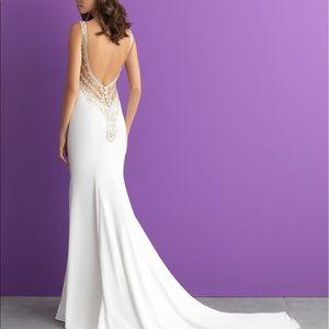 Allure bridal dress size 12